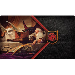 Fantasy Flight Supply - The Mother of Dragons Playmat - Quiche Games