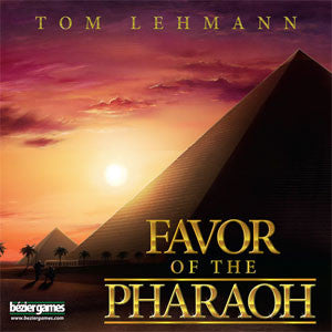 Favor of the Pharaoh - Quiche Games