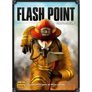 Flash Point: Fire Rescue (Second Edition) - Quiche Games