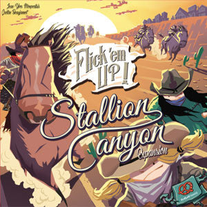 Flick 'em Up! Stallion Canyon - Quiche Games
