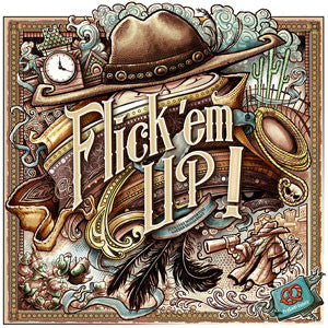 Flick 'em Up! - Quiche Games