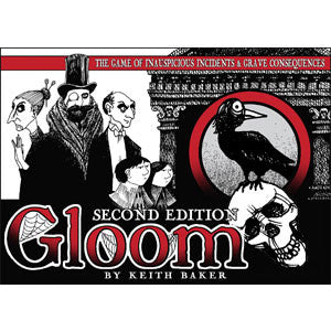 Gloom (Second Edition) - Quiche Games