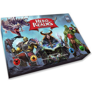 Hero Realms - Quiche Games