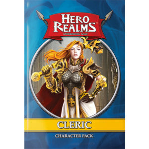 Hero Realms: Character Pack – Cleric - Quiche Games