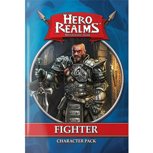Hero Realms: Character Pack – Fighter - Quiche Games