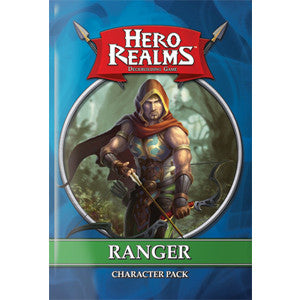 Hero Realms: Character Pack – Ranger - Quiche Games