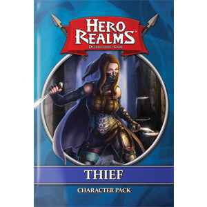 Hero Realms: Character Pack – Thief - Quiche Games