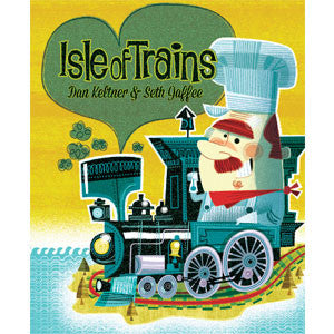 Isle of Trains - Quiche Games
