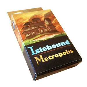 Islebound: Metropolis Expansion - Quiche Games