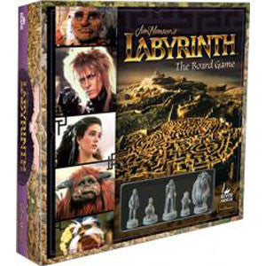 Jim Henson's Labyrinth - Quiche Games