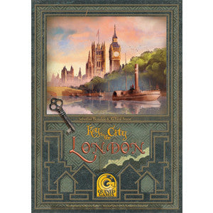 Key to the City – London (Quined Master Print Edition) - Quiche Games