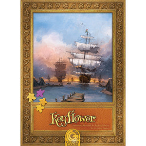 Keyflower (Quined Master Print Edition) - Quiche Games