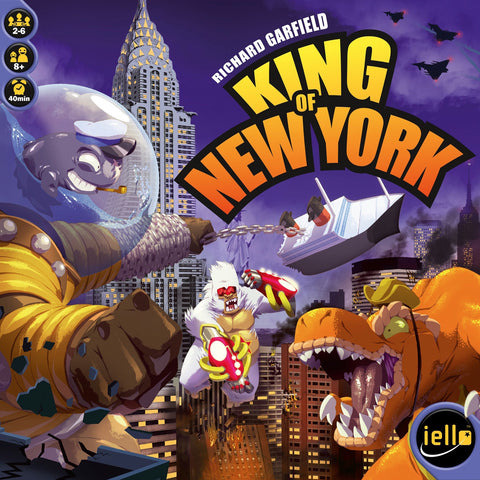 King of New York - Quiche Games