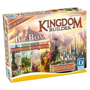 Kingdom Builder: Big Box (second edition) - Quiche Games
