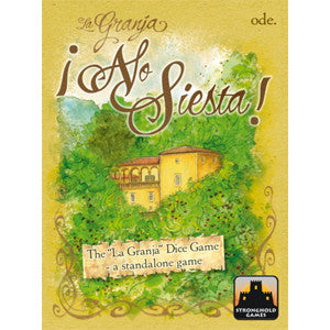 La Granja: No Siesta - Quiche Games