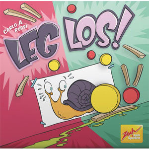 Leg Los! - Quiche Games