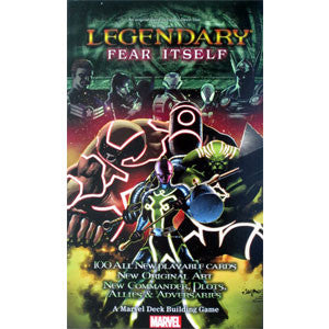 Legendary: A Marvel Deck Building Game - Fear Itself - Quiche Games