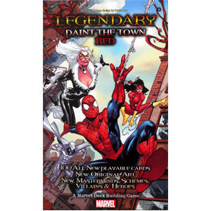 Legendary: A Marvel Deck Building Game - Paint The Town Red - Quiche Games