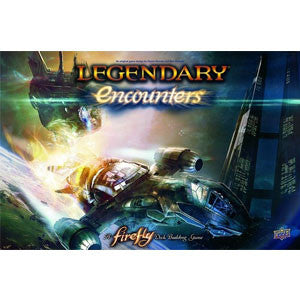 Legendary Encounters: A Firefly Deck Building Game - Quiche Games