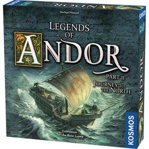 Legends of Andor: Journey to the North - Quiche Games