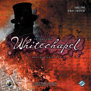 Letters from Whitechapel - Quiche Games