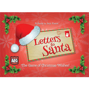 Letters to Santa (Boxed Edition) - Quiche Games