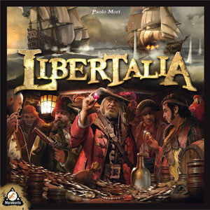 Libertalia - Quiche Games