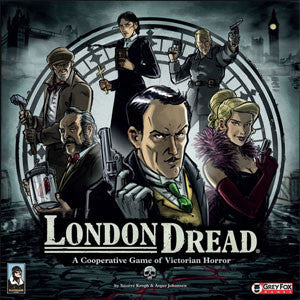 London Dread - Quiche Games