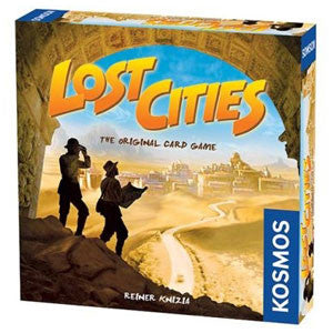 Lost Cities - Quiche Games