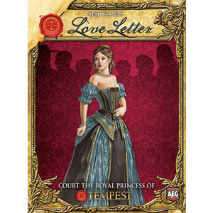 Love Letter (Bag Edition) - Quiche Games
