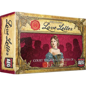 Love Letter (Boxed Edition) - Quiche Games