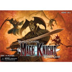 Mage Knight - Quiche Games