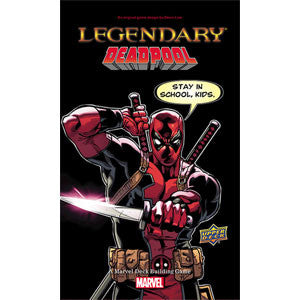 Legendary: A Marvel Deck Building Game - Deadpool - Quiche Games