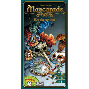 Mascarade Expansion - Quiche Games