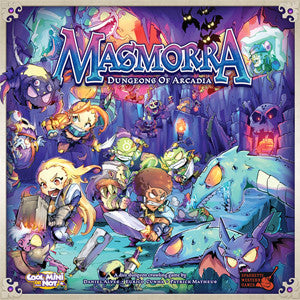 Masmorra: Dungeons of Arcadia - Quiche Games