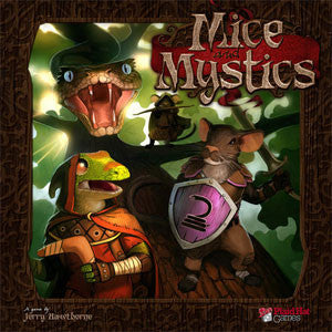 Mice and Mystics: Downwood Tales - Quiche Games