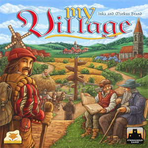 My Village - Quiche Games