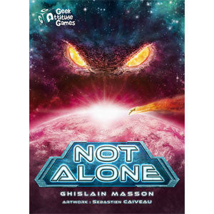 Not Alone - Quiche Games