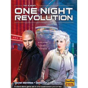 One Night Revolution - Quiche Games