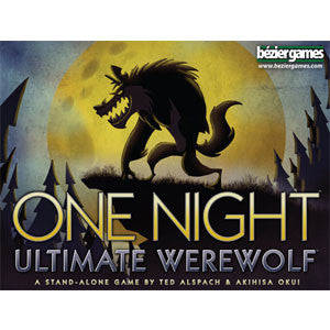 One Night Ultimate Werewolf - Quiche Games
