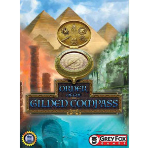 Order of the Gilded Compass - Quiche Games