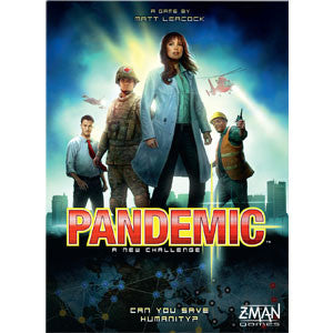 Pandemic - Quiche Games