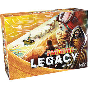 Pandemic Legacy Season 2 (Yellow Edition) - Quiche Games