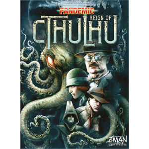 Pandemic: Reign of Cthulhu - Quiche Games