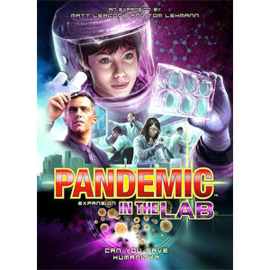 Pandemic: In The Lab - Quiche Games