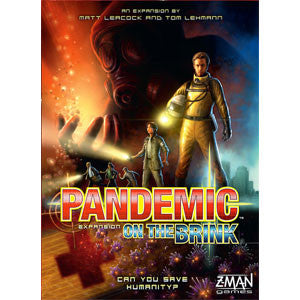 Pandemic: On The Brink - Quiche Games