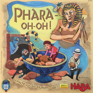 Pharaoh's Gulo Gulo - Quiche Games
