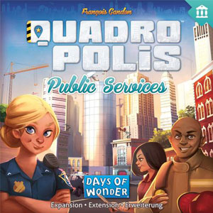 Quadropolis: Public Services - Quiche Games