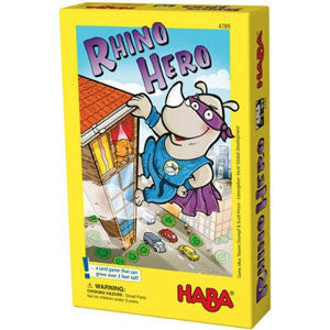 Rhino Hero - Quiche Games