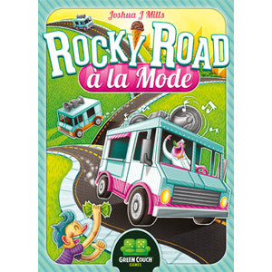 Rocky Road à la Mode - Quiche Games
